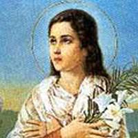 Saint Maria Goretti, E. de M.